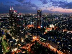 Tokyo, Japan is the original mega-city, a throbbing, dynamic metropolis of 32.5 million people, well over 50 percent more massive than the world's next ...