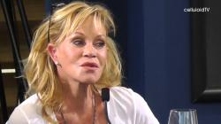Melanie Griffith on aging in Hollywood, her family and her future plans / LOCARNO 2014