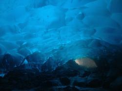 Mendenhall Glacier Ice Caves: Juneau, AK [3264x2448] ...