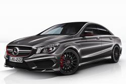 2014 Mercedes-Benz CLA45 AMG Edition 1 1024 x 770