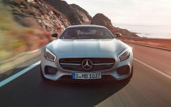 All-new 2016 AMG GT S