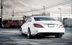 Mercedes AMG CLS CLS63