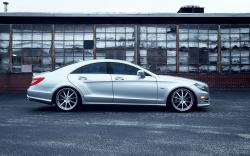 Mercedes benz cls550 forged