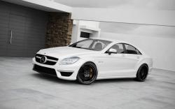 Top Mercedes-Benz CLS 63 AMG