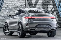 2014 Mercedes-Benz Concept Coupe SUV 1280 x 1080