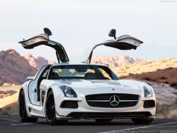 Photo of Mercedes SLS AMG Black Series ...