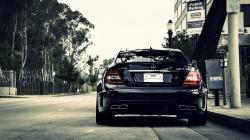 Mercedes-Benz C63 AMG Street City