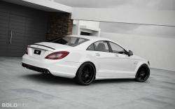 2011 Wheelsandmore Mercedes-Benz CLS 63 AMG 1600 x 1200