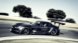 Mercedes-Benz SLS AMG GT3 Speed Track