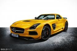 2014 Mercedes-Benz SLS AMG Black Series 1600 x 1200