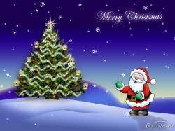 Wallpaper, free merry christmas images, pictures download