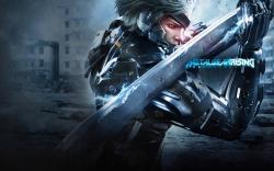 PLAY NOW Metal Gear Rising: Revengeance : http://femeedia.com/game/index.php?t...3A+Revengeance