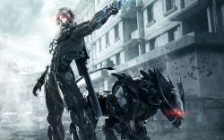 HD Wallpaper   Background ID:371574. 2560x1600 Video Game Metal Gear Rising: Revengeance
