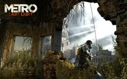 Game Metro Last Night Wallpapers Pictures Photos Images. «