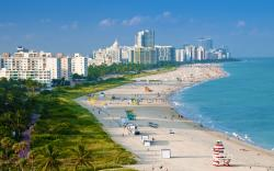 Miami Beach - Florida health officials are warning residents and tourists a rare form of flesh-eating, potentially deadly bacteria has made its way to ...
