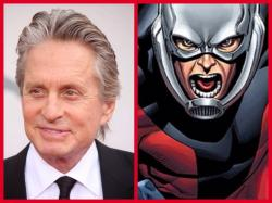 "Marvel have announced that – fresh from his Golden Globe victory for ""Behind The Candelabra"" this weekend – Michael Douglas will be playing Hank Pym in ..."