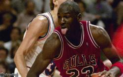 Happy 51st birthday, Michael Jordan. You almost didn't make it to age four.