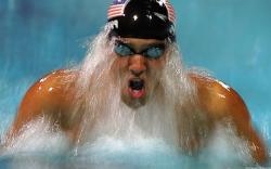 Michael Phelps 2014