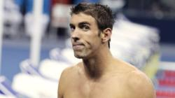 Michael Phelps US Swim Team Wallpaper