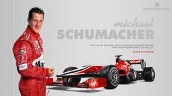 ... Michael Schumacher ...
