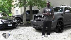 After he was arrested and jailed for running a dogfighting operation nearly six years ago, Michael Vick found himself in quite a bit of debt.