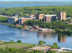 Houghton, Michigan