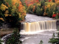 Tahquamenon Falls, Michigan