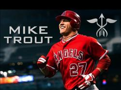 MLB 2014 Commercial: Mike Trout [Fan-Made] HD