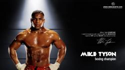 High Definition Mike Tyson Boxing Wallpaper 3