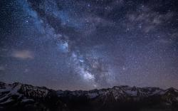 Milky Way From Earth
