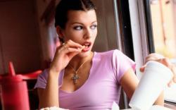 Image for milla jovovich celebrity hd wallpaper 1920×1200 1405