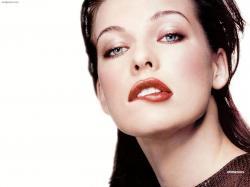 Incredible Milla Jovovich Full Hd Wallpaper 1080p Hd Background