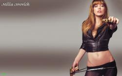 View And Download Milla Jovovich Wallpapers ...