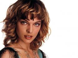 Exclusive: Milla Jovovich Escapes from the Norm [ShockTillYouDrop.com] ...
