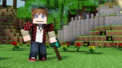"""""""Hunger Games Song"""" - A Minecraft Parody of Decisions by Borgore (Music Video)"""
