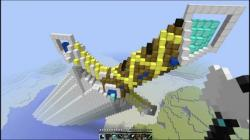 Minecraft Giant Sword Creation