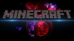Minecraft Logo Wallpaper