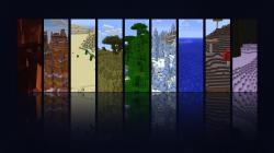 Minecraft Wallpaper 2560x1440