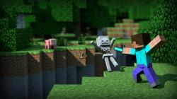 Minecraft Res: 1920x1080 HD / Size:168kb. Views: 252611