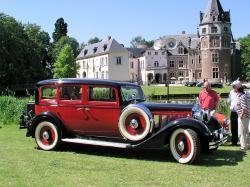 1937 Imperia Minerva AP 22 CV limousine