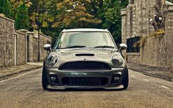 Car Mini Cooper Tuning Photo HD Wallpaper