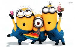 Minions - Despicable Me 2 wallpaper 1680x1050
