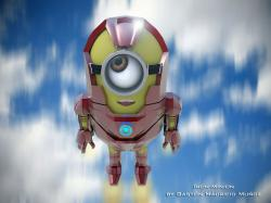 Iron Man Minion Desktop Wallpapers