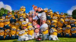 Minion Wallpaper New Art HD 257 Backgrounds
