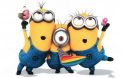 Despicable Me 2 Minions Wallpaper