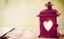 Miscellaneous Mood Lantern Flashlight Heart