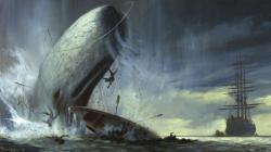 MOBY DICK WALLPAPER (#30796)