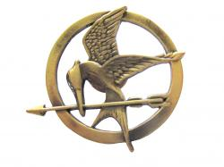 Mockingjay Pin ($6)