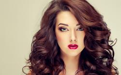 Model Makeup Beauty Girl