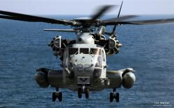 Sikorsky CH 53e Super Stallion-Modern military aircraft HD Wallpapers